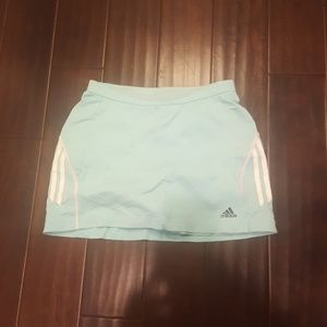 Adidas skirt with built in shorts